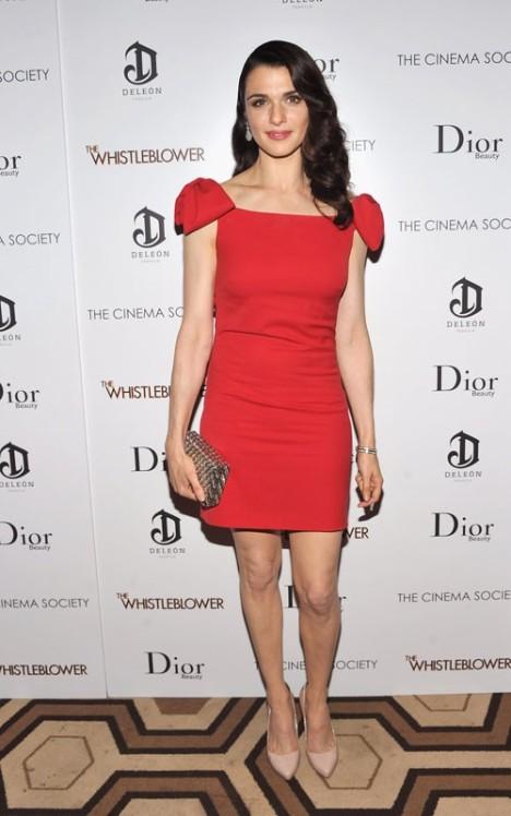 Rachel Weisz 2011