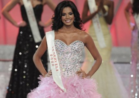 miss world 2011 winner Ivian Sarcos