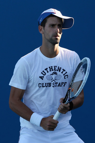 Novak Djokovic 2012