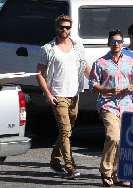 Liam Hemsworth 2013